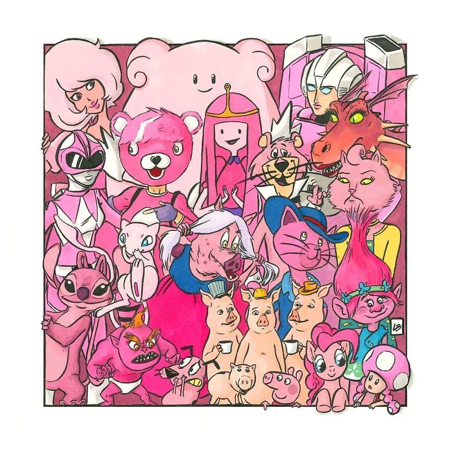 Pink Team