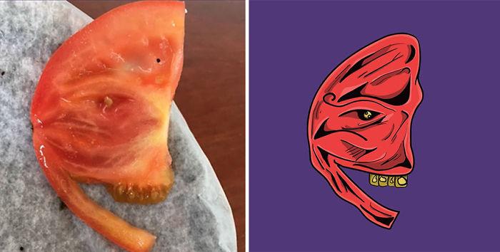 Creepy Tomato