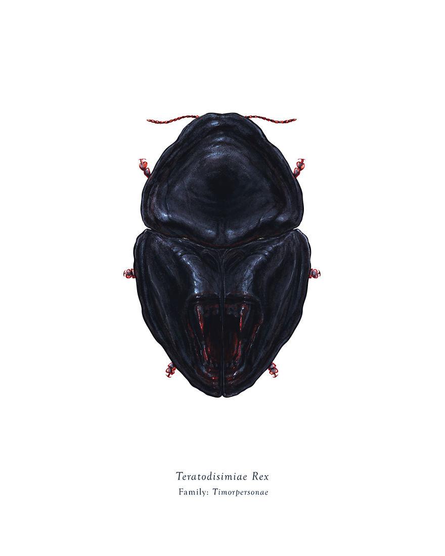 Teratodisimiae Rex
