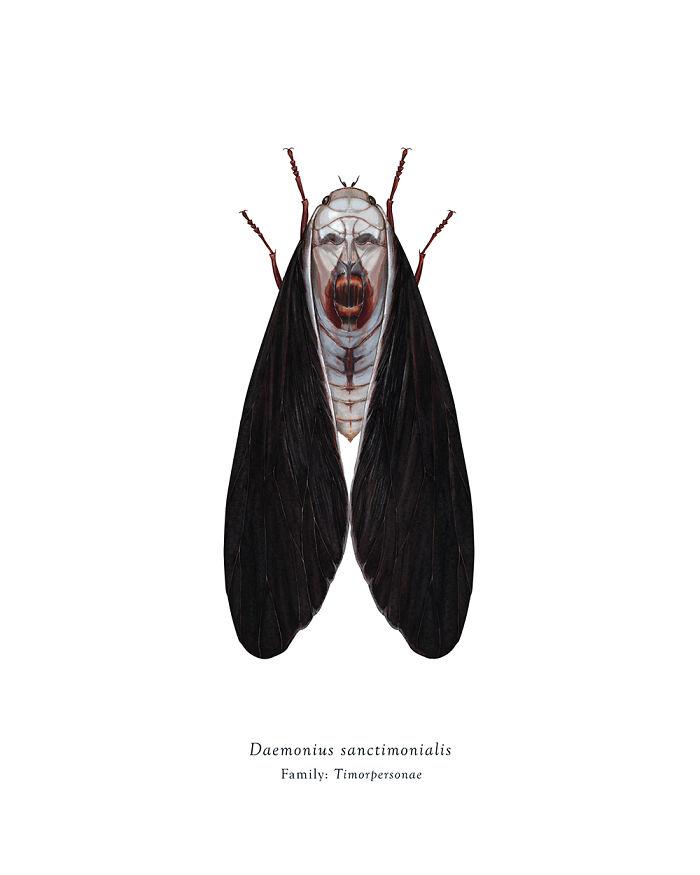 Daemonius Sanctimonialis