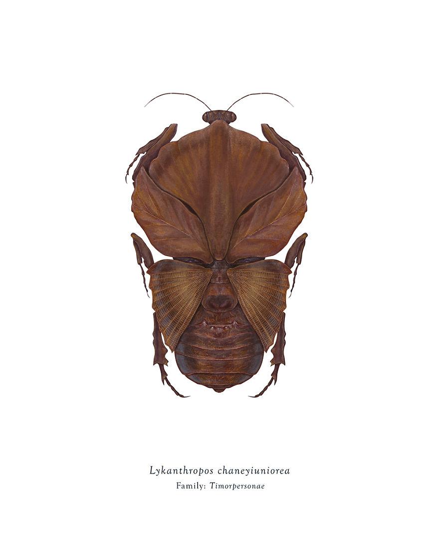 Lykanthropos Chaneyiuniorea