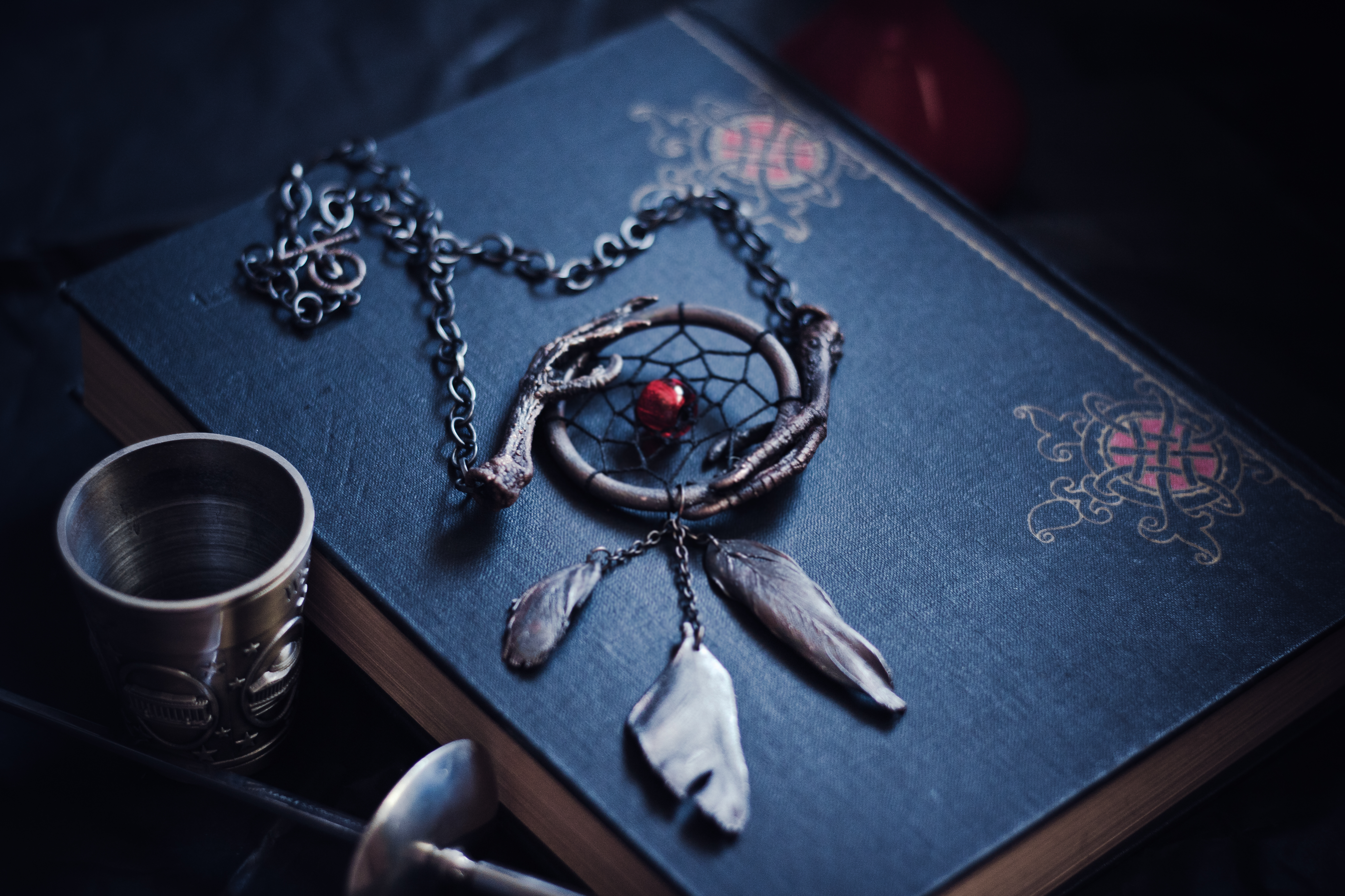 Tools For Young Witches: Magic Wands, Altar Fans And Claw Jewelry