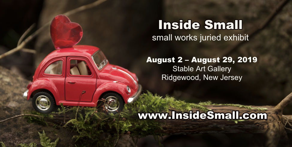 Small Art Challenge – Discover The Beauty Inside Small!