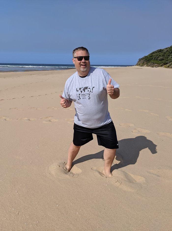 Matt In Mozambique