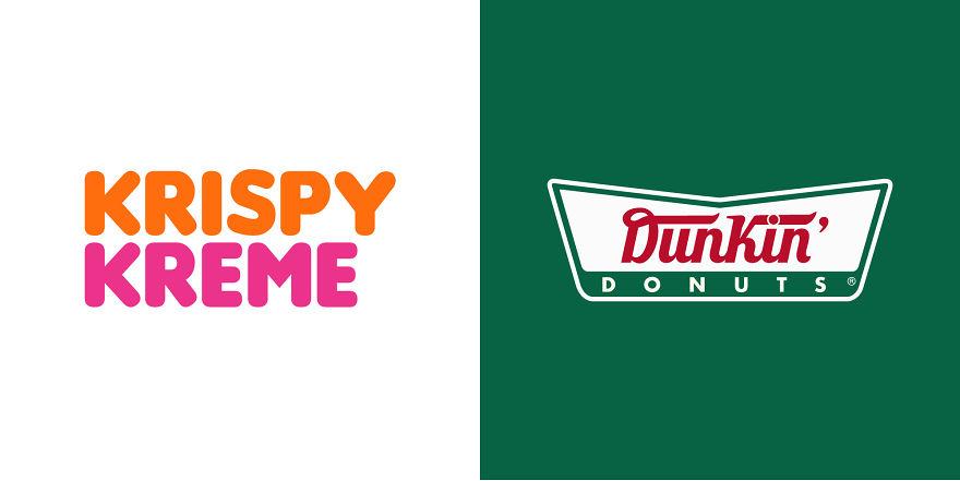 Krispy Kreme vs. Dunkin' Donuts