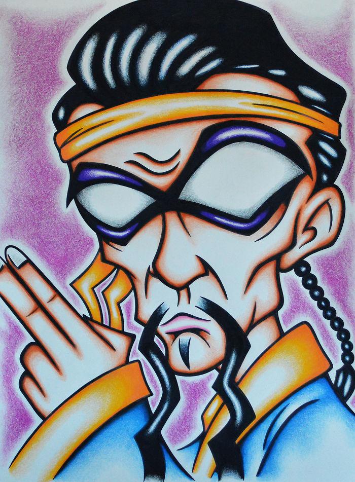 Kung Fu Manchu