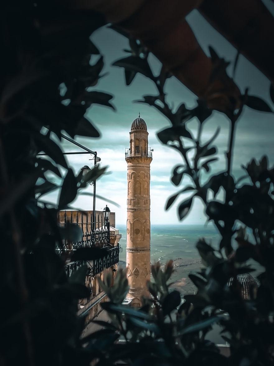 Great Mosque Of Mardin, Mardin, Turkey