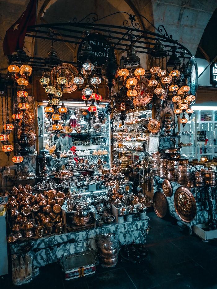 Grand Bazaar, Gaziantep, Turkey