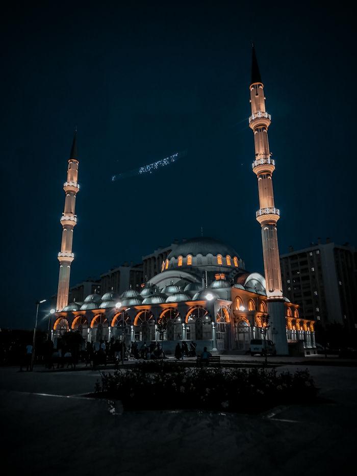 Selcuklu Mosque, Konya, Turkey