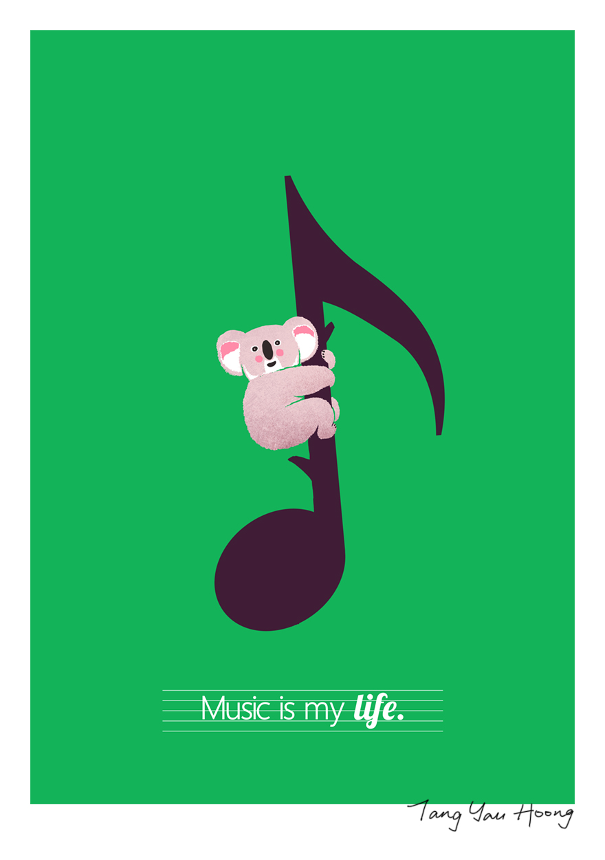 """Music Is My Life"""