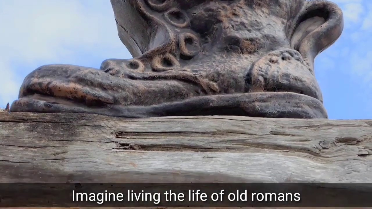 We Created A Project Where You Can Live The Life Of Old Romans