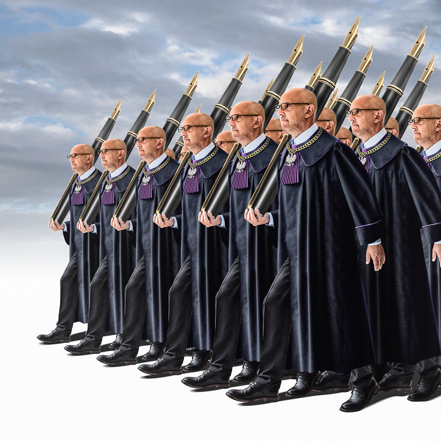 Army Of Judges
