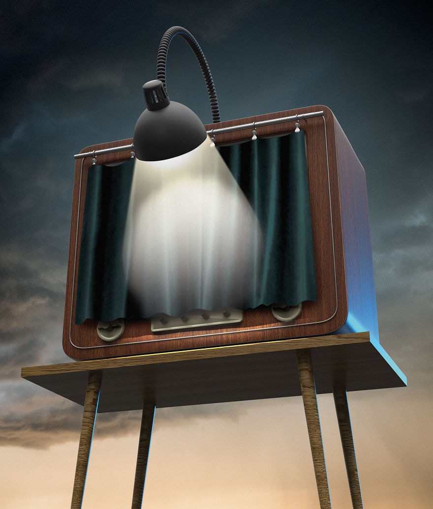 TV Of Propaganda