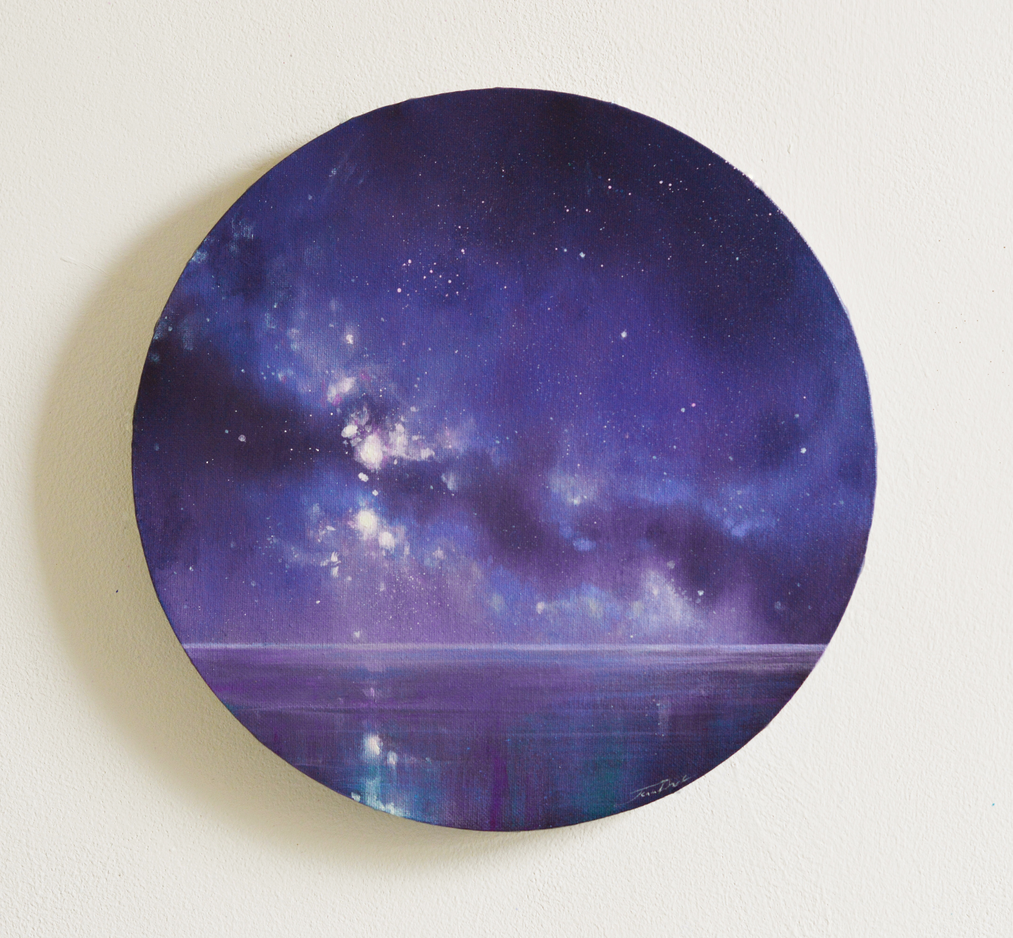 Painting The Magic Of Space Is My Passion, So Here's My Latest Endless Skies Collection..