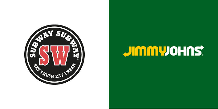 Subway vs. Jimmy Johns