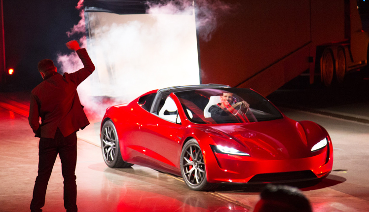 Tesla Roadster 2020, beating the bests of Super cars