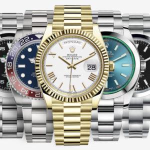 The 10 Best Men's Rolex Watches