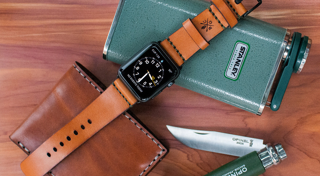 The 12 Best Apple Watch Bands for Men