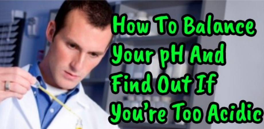 The Simple Ways To Balance Your pH And Find Out If You're Too Acidic