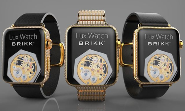 World's Most Expensive Apple Watch At $115,000 And It Has Diamond and Gold
