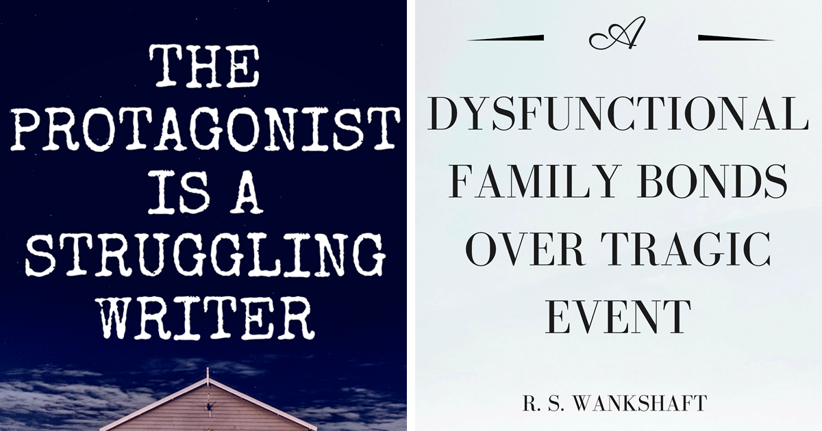 21 'Accurately Titled Novels' Hilariously Parody Popular Book Genres