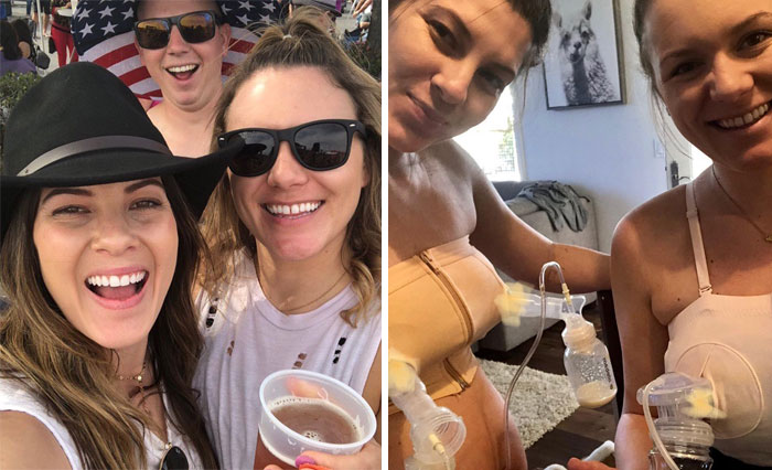 From Drinking Together To *making Drinks* Together