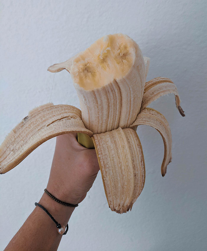 I Found A Triple Banana