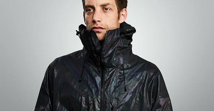 Британский стартап создал лыжную куртку, имитирующую кожу кальмара (фото 7)