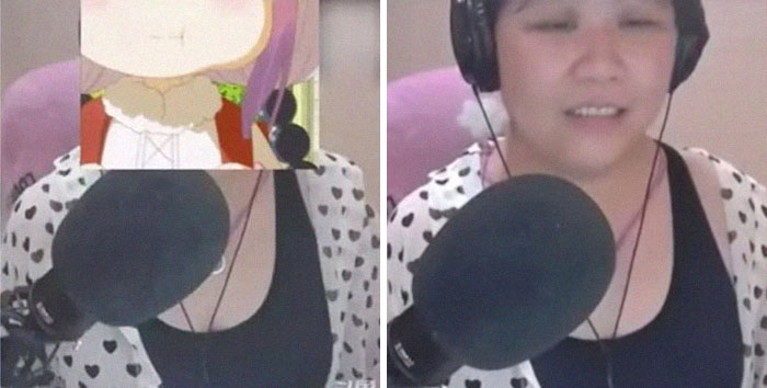 Chinese Vlogger Gets Exposed As A 58-Year-Old Woman After Her Beauty Filter Turns Off Mid-Stream
