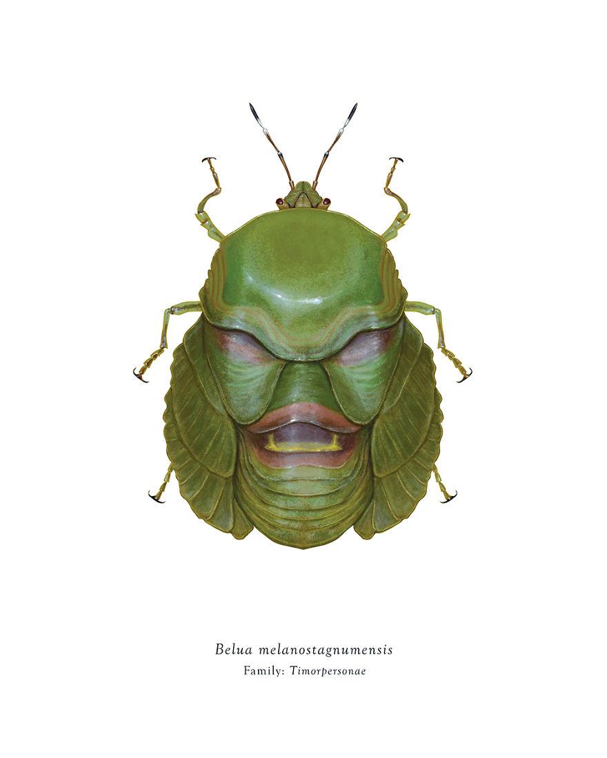 Belua Nemanostagnumensis