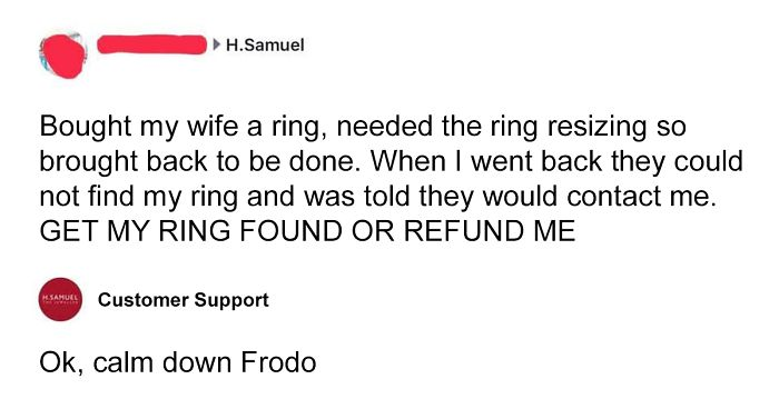 30 Hilarious Times This Guy With A Name 'Customer Support' Trolled Clueless Customers