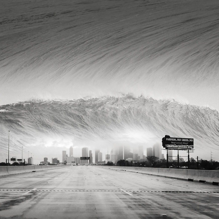 Houston Falling