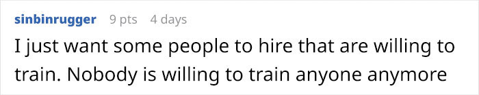 Someone Says Employing People Based On Their Skills Is Bad, So People Start Posting Hilarious Examples Of Such Employees