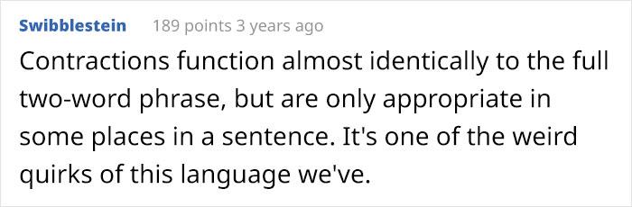 English Nonsense