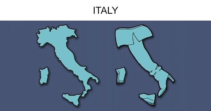 Guy Re-Draws The Map Of Europe By Imagining What Countries ...