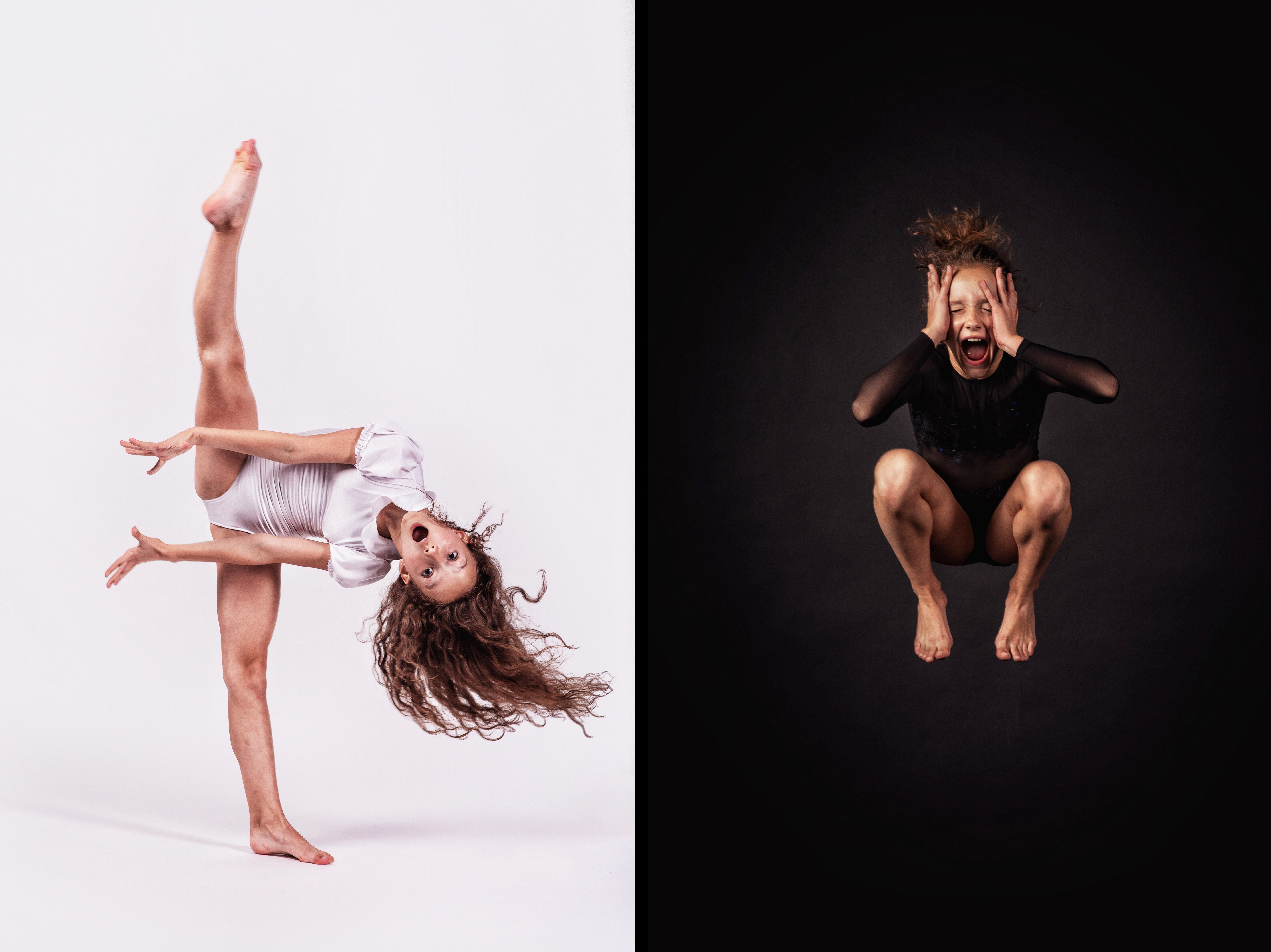 I Captured The Powerful Emotions And Amazing Talent Of A Little Romanian Dancer