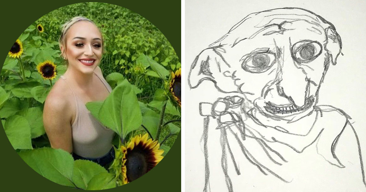 This Guy Is Drawing People's Twitter Profile Pics, And They're Weirdly Hilarious (101 Pics)