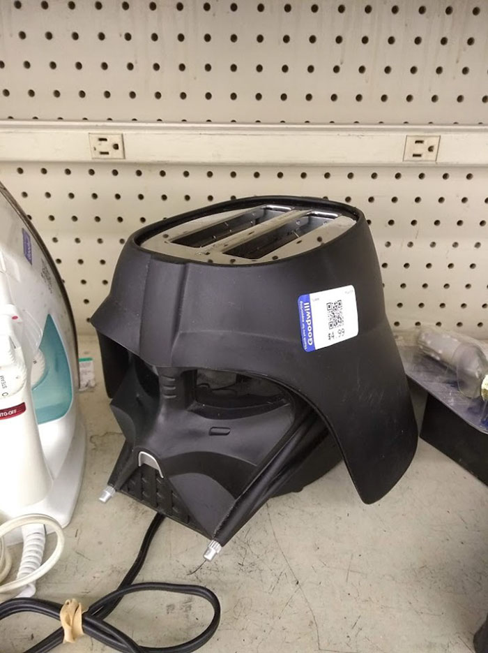"""In At Atlanta Area Goodwill, July 15. When I Told My Son I Didn't Buy It He Said """"What's Wrong With You?!"""""""