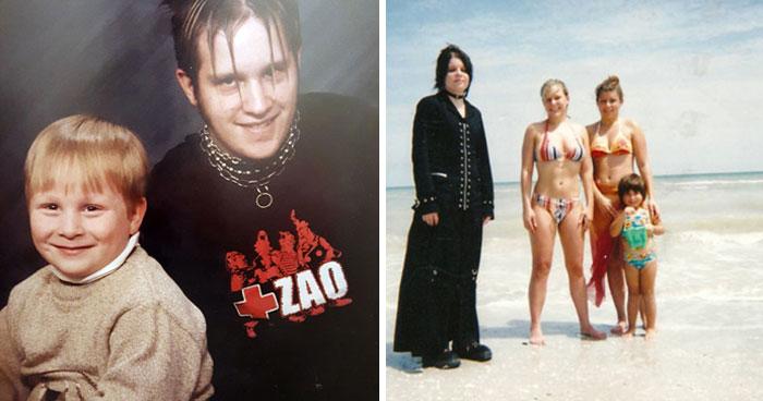 40 Divertidas fotos con hermanos que demuestran que tenerlos es una bendición y una maldición