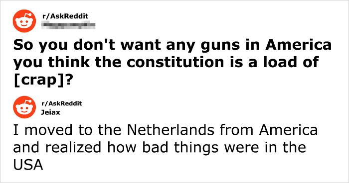 19 Ruthless Responses To The Person Who Arrogantly Claimed That Owning Guns Is A Constitutional Right