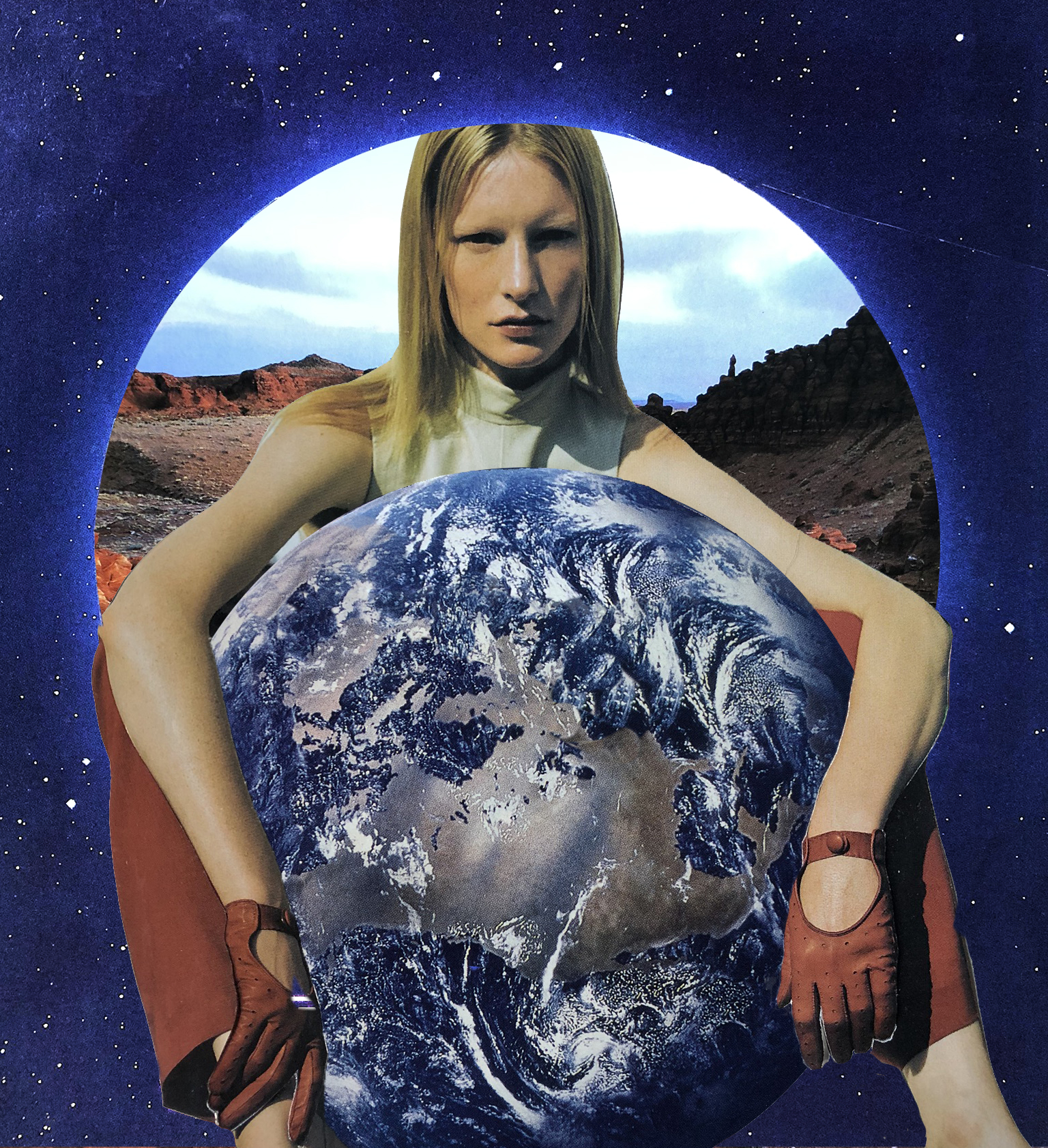 Collages By Severe Oasis