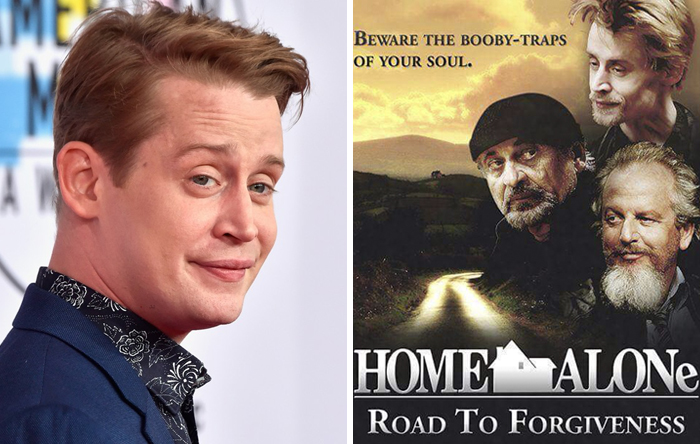 After Disney's Announcement Of The 'Home Alone' Reboot, This Guy Imagines His Own Version Of It And People Love It
