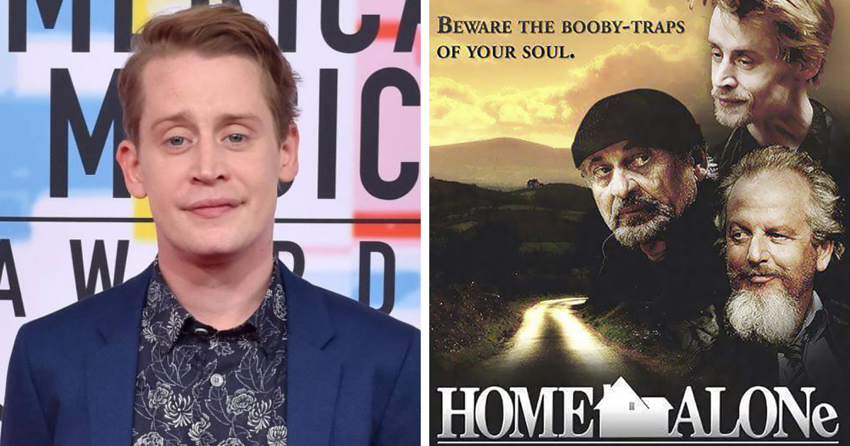 After The Reboot Announcement, This Guy Pitches His Version Of 'Home Alone' And People Love It