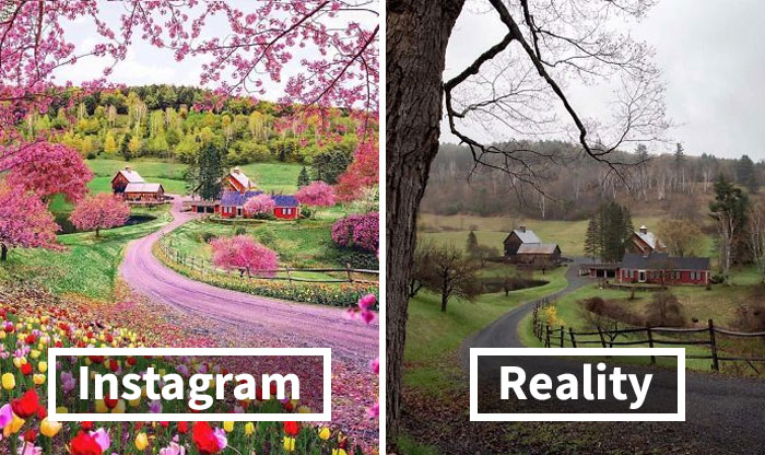 'Instagram vs. Reality' Exposes The Truth About Those Unrealistically 'Perfect' Pics (30 New Pics)