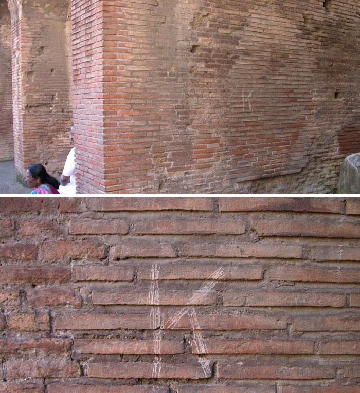 Russian Tourist Fined $24,000 For Colosseum Graffiti