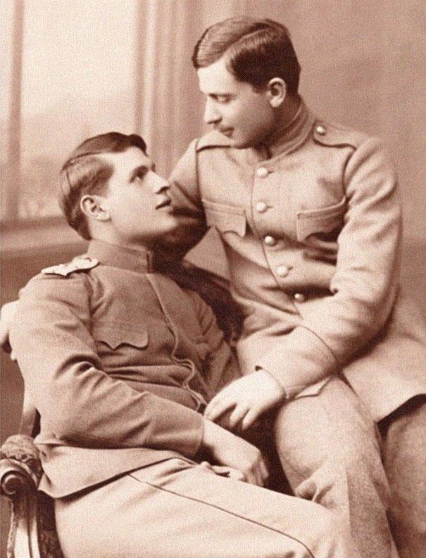 Lgbtq-Gay-People-Vintage-Photos
