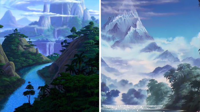 Disney Gets Accused Of Stealing The Idea For 'Lion King' From 'Kimba The White Lion' And Some Frame-By-Frame Comparisons Are Convincing