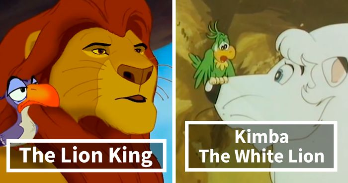 Disney Accused Of Stealing The Idea For 'Lion King' From 'Kimba The White Lion' And Some Frame-By-Frame Comparisons Are Convincing