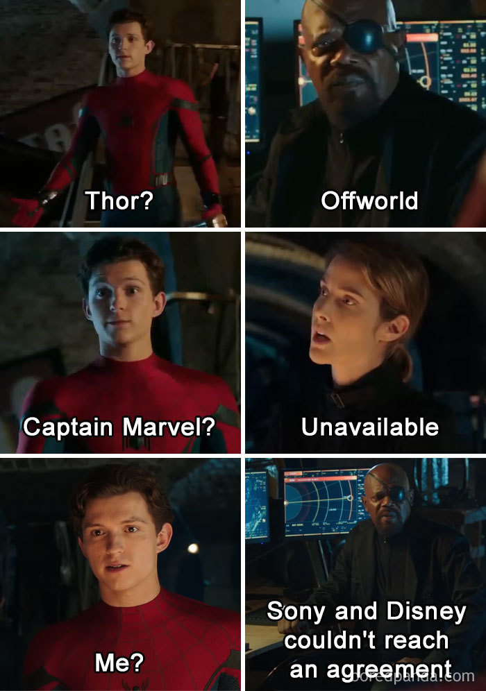 Spider-Man-Leave-Marvel-Disney-Sony-Split-Reactions
