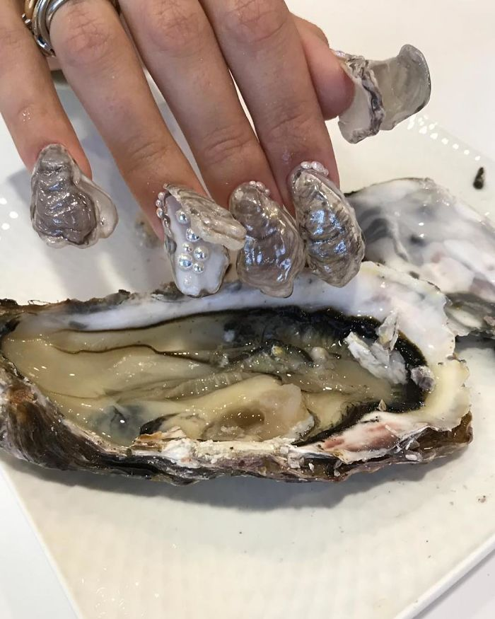 Oyster Nails